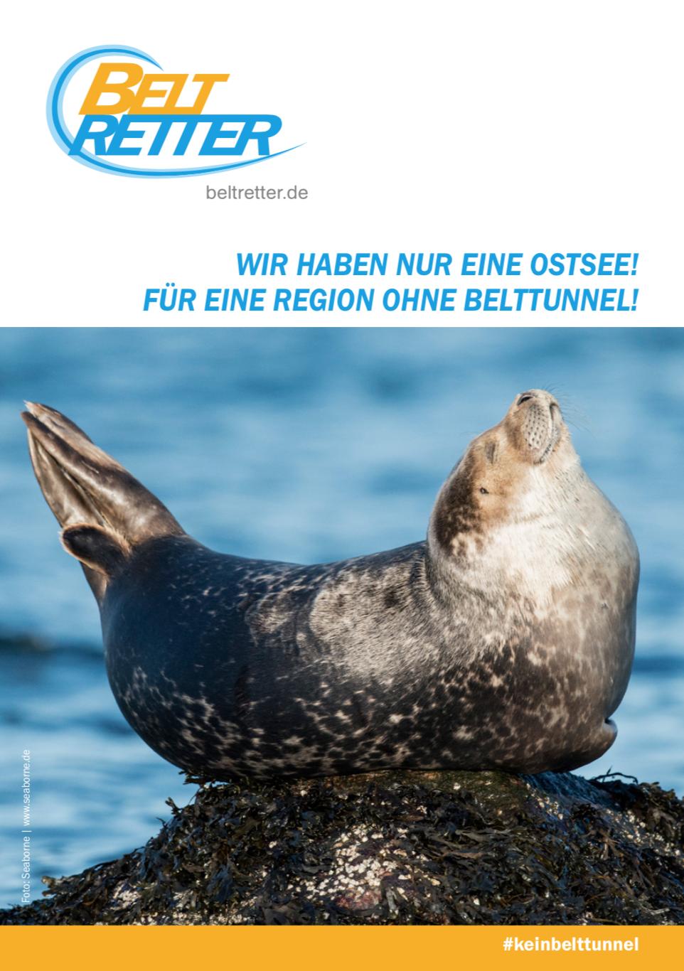 Broschüre #keinbelttunnel